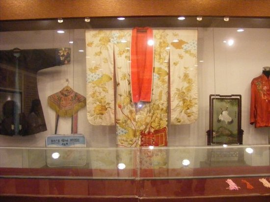 上海江南丝绸精品馆