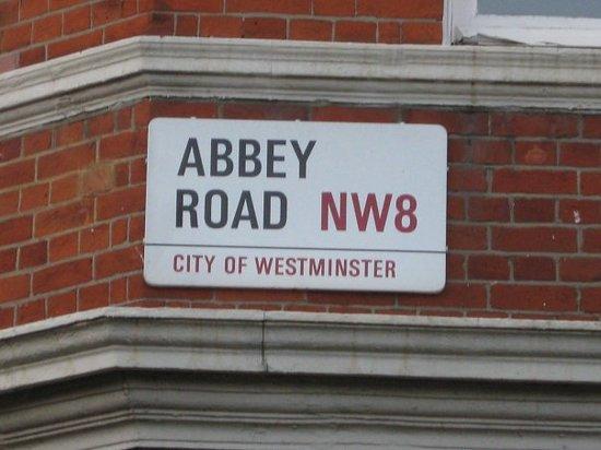 Abbey Road: weeee!