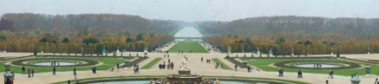 Panorama du parc picture of versailles yvelines for Parc attraction yvelines