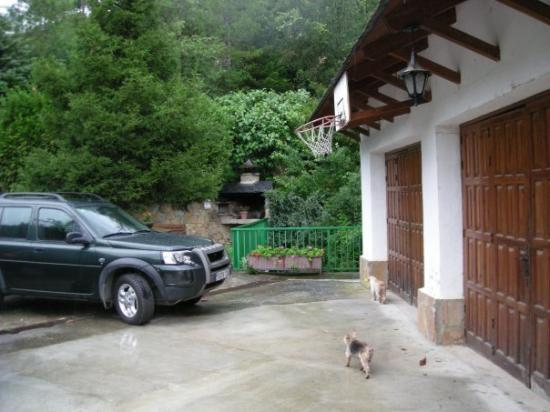 Palou, สเปน: el despistao del Churry que no sabe ni donde esta...