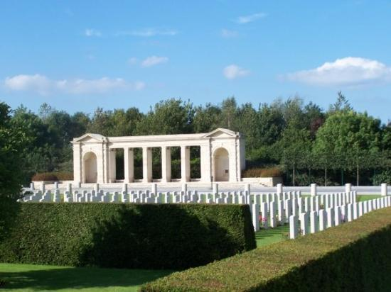 Bayeux War Cemetery ภาพถ่าย