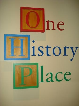 The Strong National Museum of Play: One History Place is a room where kids can step back in time to a pioneer house.  Its equiped wi