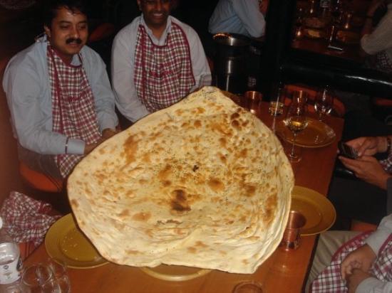 Bukhara in ITC Maurya, New Delhi - go if you get a chance