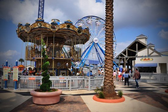 Kemah, TX: Mini Amusement Park