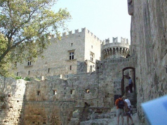 Medieval City Foto
