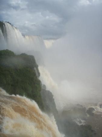 Puerto Iguazu, Argentina: Majestic