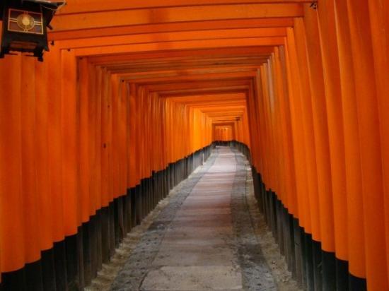 ศาลเจ้าฟูชิมิ อินาริ: Fushimi inari shrine