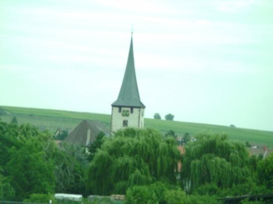 St. Peter's Church (Peterskirche): cool lookin church