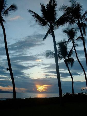 Ka'anapali, HI: Sunset Maui