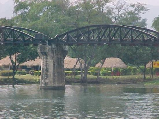 bridge over river kwi - Picture of Kanchanaburi