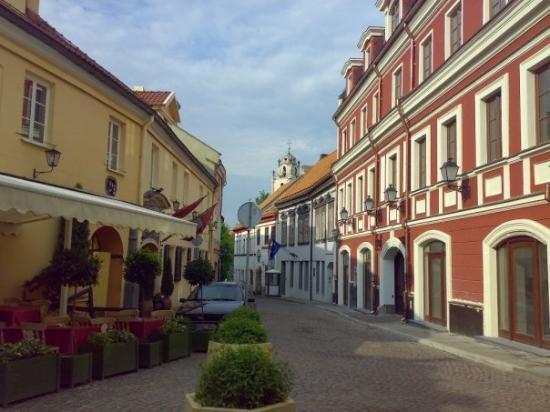 Vilnius Old Town: The Old Town Vilnius, Vilnius, Lithuania