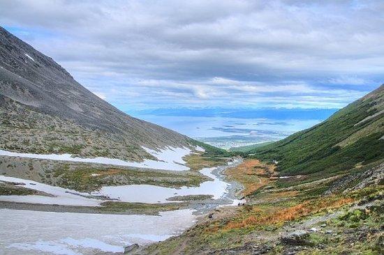 Glacier Martial : Ursuaia , Argentina