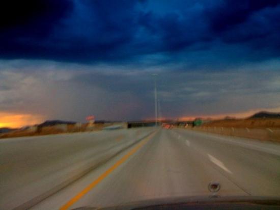 Phoenix, AZ : Monsoon Highway