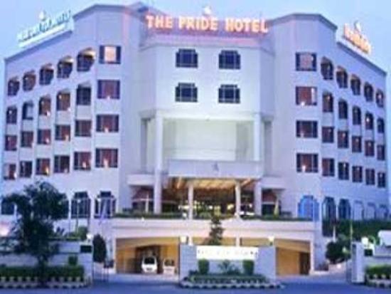 The Pride Hotel Nagpur Photo