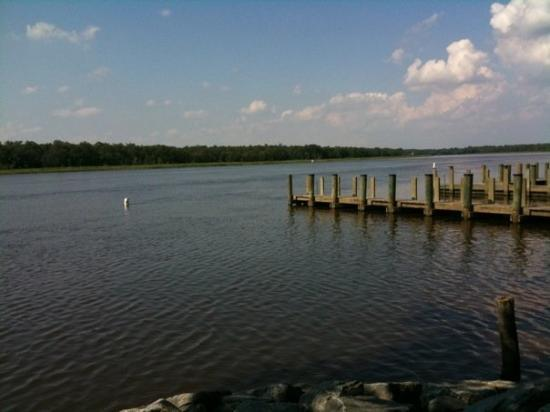 Cherry Beach on the Nanticoke River, Sharptown MD