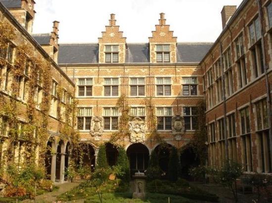 Museum Plantin - Moretus: Plantin-Moretus Prentenkabinet - Antwerpen