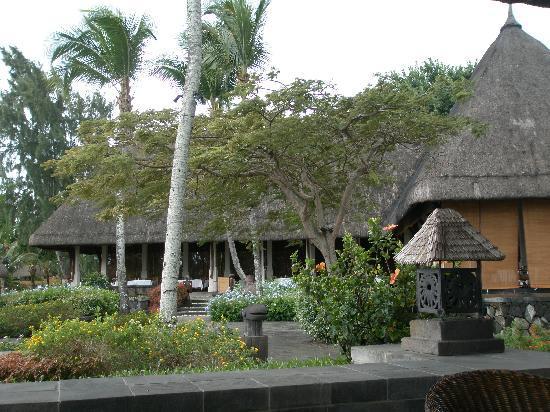 The Oberoi, Mauritius: The main restaurant