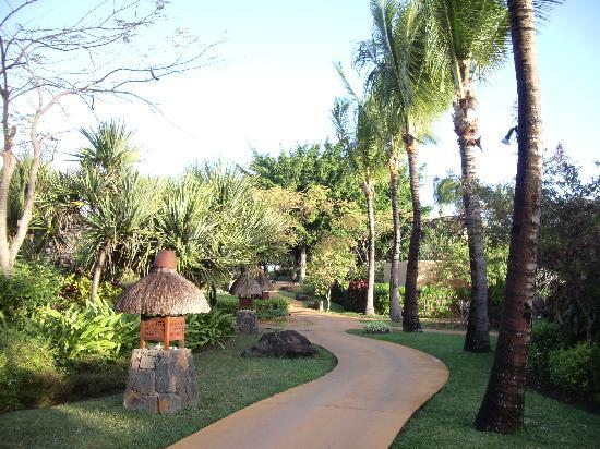 The Oberoi, Mauritius: The grounds/gardens
