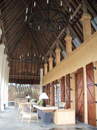 The Oberoi, Mauritius: The reception