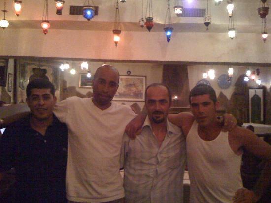 Villa Pasha Hotel: the staff