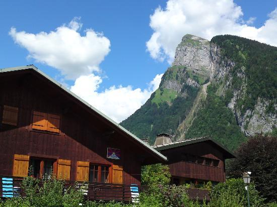 View from Chalet Beziere