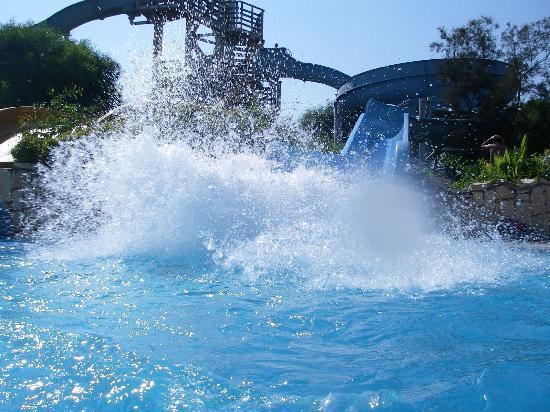 SENTIDO Zeynep Resort : slides