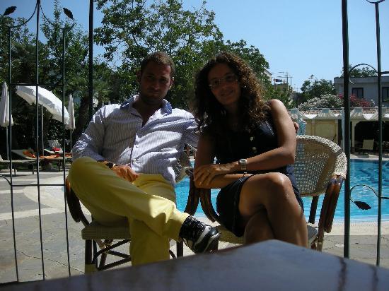 هوتل سانت أجاتا: Bordo piscina hotel sant'Agata