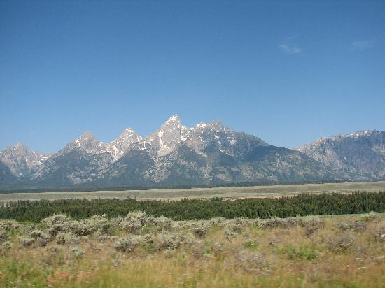 The Trail's End: Grand Tetons, WY