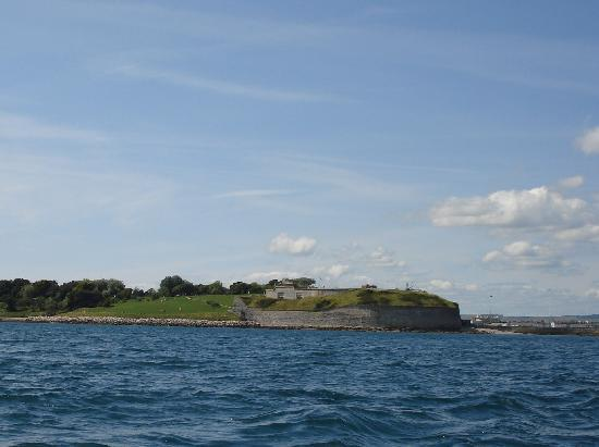 Γουέιμουθ, UK: Nothe  Fort, Weymouth, Dorset