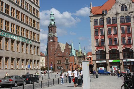 Cracovia, Polonia: Breslavia - non è un granchè