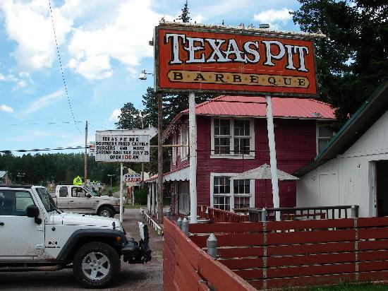 Texas Pit Barbeque Cloudcroft, NM