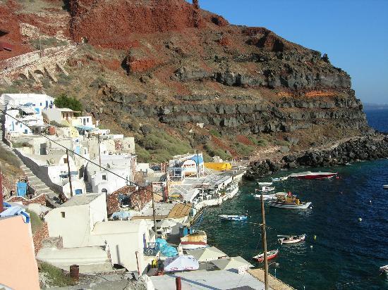 Amoudi Villas: Flat View