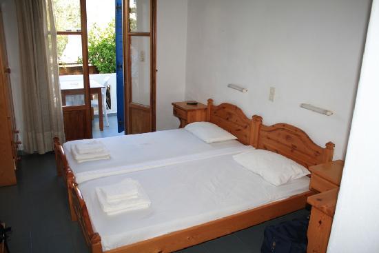 Hotel Helliniko: room