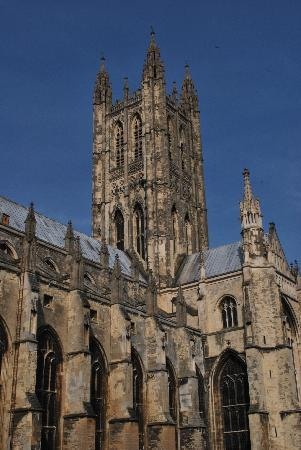 A-of Canterbury Cathedral , Canterbury Cathedral - Picture of Canterbury Cathedral, Canterbury ...