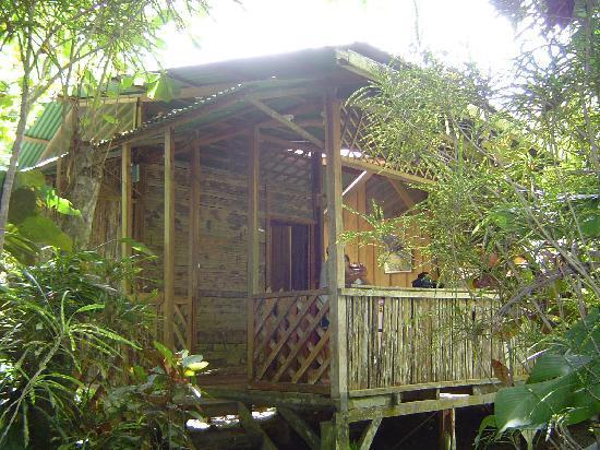 Cabinas Yemanya: de huisjes2