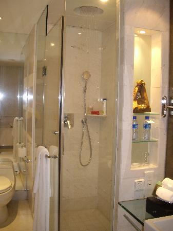 Gehua New Century Hotel: Baño