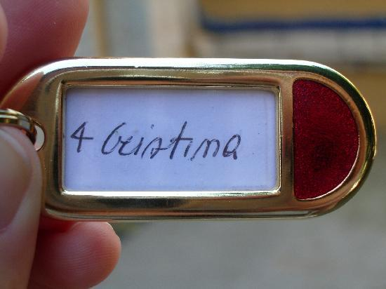 Orti di Cimabue : Habitación Cristina