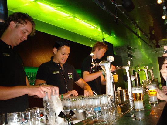 Heineken Experience: World Bar