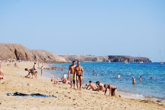 Gran Castillo Tagoro Family & Fun: playa grande