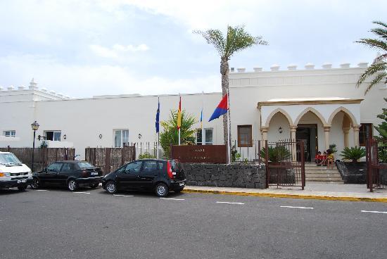 Gran Castillo Tagoro Family & Fun: fachada hotel