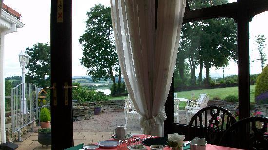 Willowbank House: Breakfast room