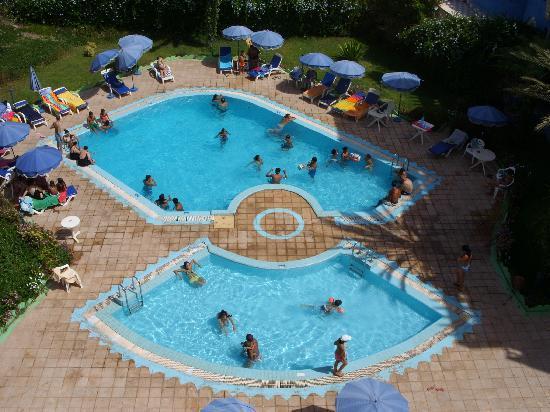 Hotel Residence Rihab : Swimming Pool