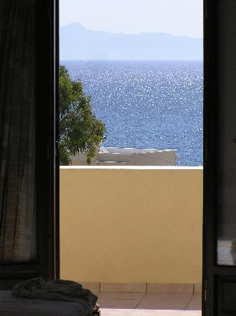 Despina Villa: View from the room