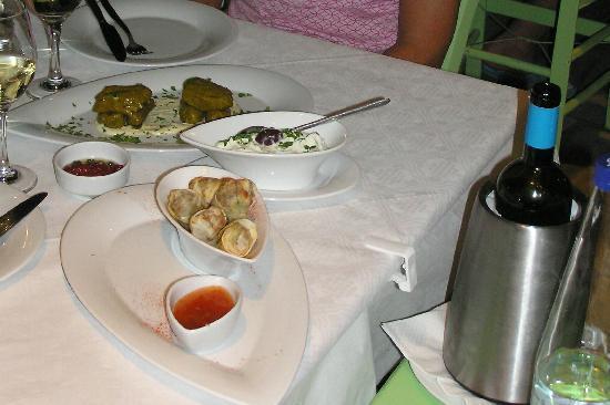 Despina Villa: Nichteri Restaurant