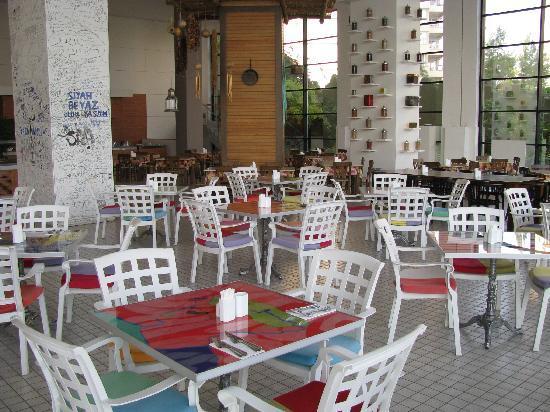 La sala da pranzo picture of the marmara antalya antalya tripadvisor - Paul signac la sala da pranzo ...