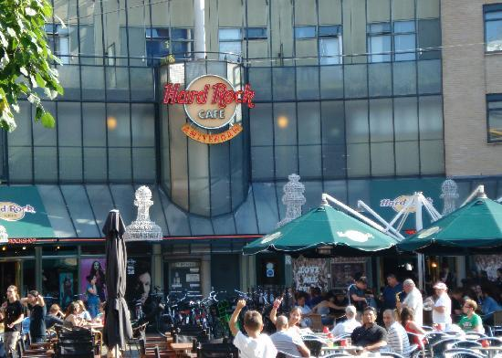 Hard Rock Cafe Boston Ma