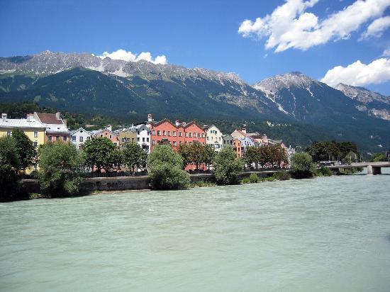 Gotzens, Austria: Innsbruck Inn