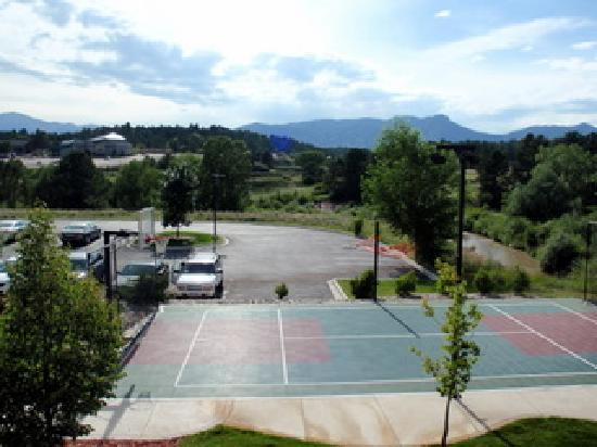 Staybridge Suites Colorado Springs: Basketball Court