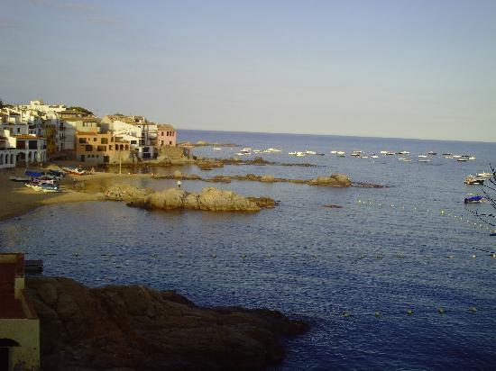 Camping La Siesta - Calella de Palafrugell: the beautiful beach