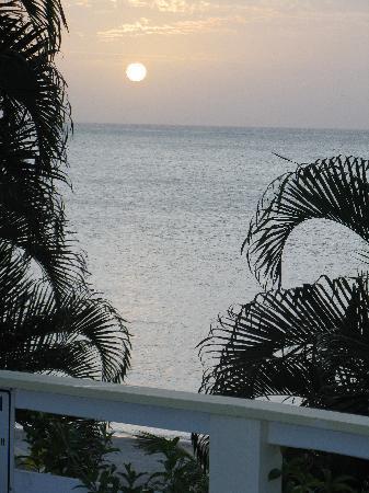 Turquoise Bay Dive Beach Resort Sunset